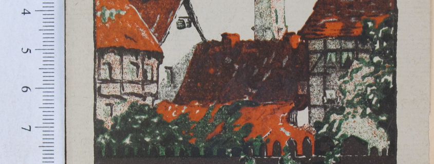 Exlibris Baesecke, Georg
