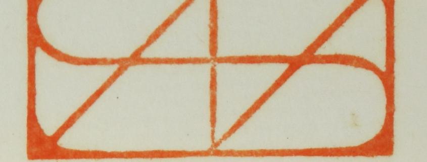 Monogramm SAV bzw. SN